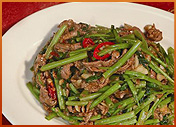 Fried mutton with Satay Sauce-Mo Zai Yang/MJY CO., LTD.