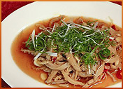 Mutton Tripe Salad -Mo Zai Yang/MJY CO., LTD.
