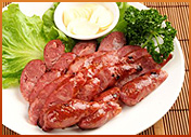 Mutton Sausage Slice -Mo Zai Yang/MJY CO., LTD.