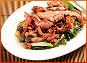 Mutton with Scallion-Mo Zai Yang/MJY CO., LTD.